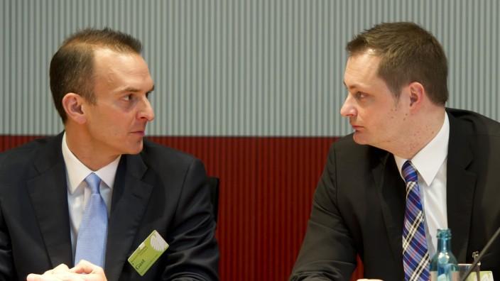 Travis Tygart im Sportausschuss des Bundestages