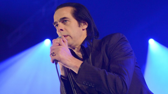 Nick Cave and the Bad Seeds treten in Berlin auf