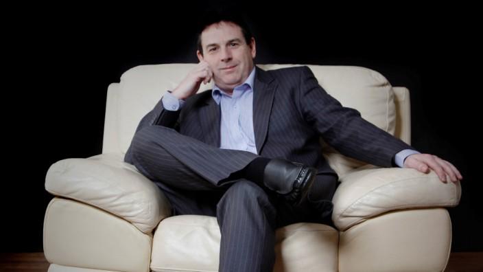 """Peter Taylor, Autor von """"The Lazy Winner"""""""