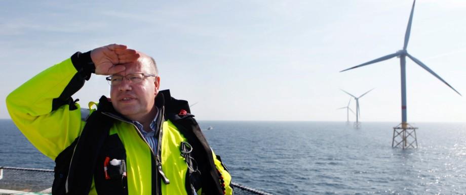 Peter Altmaier Energiewende
