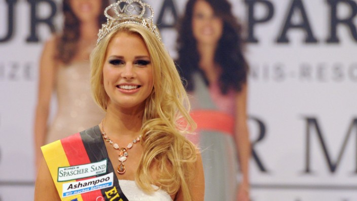 Caroline Noeding ist neue Miss Germany
