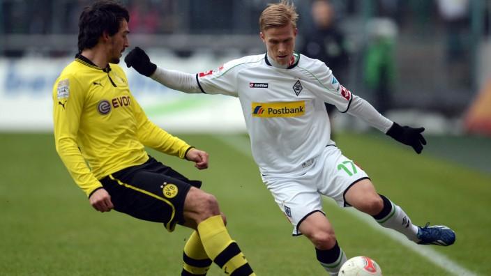 BVB vergibt Sieg gegen Gladbach: Musste verletzt raus: BVB-Abwehrmann Mats Hummels.