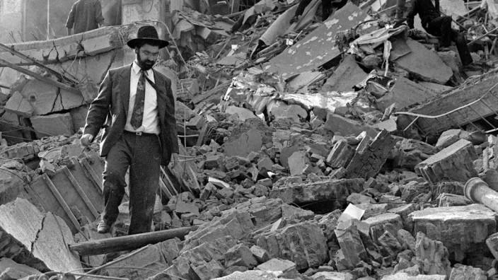 Anschlag auf das jüdische Zentrum Amia 1994 in Buenos Aires