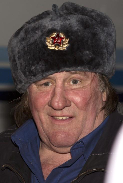 Wahlrusse Gérard Depardieu