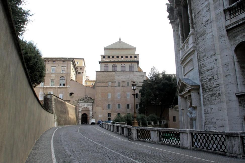 Sixtinische Kapelle Konklave Papst Papstwahl Benedikt Kardinäle Vatikan Rom Italien