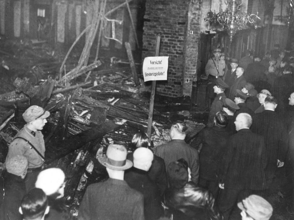 Reichstagsbrand, 1933