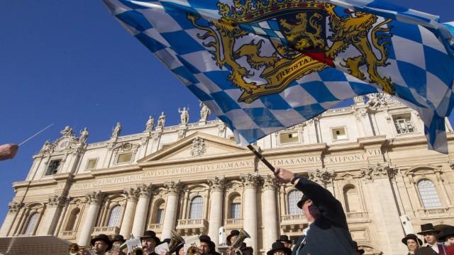 Abschied von Papst Benedikt XVI.