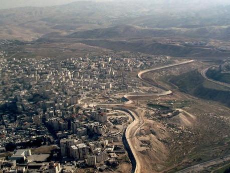 Jerusalem, AFP