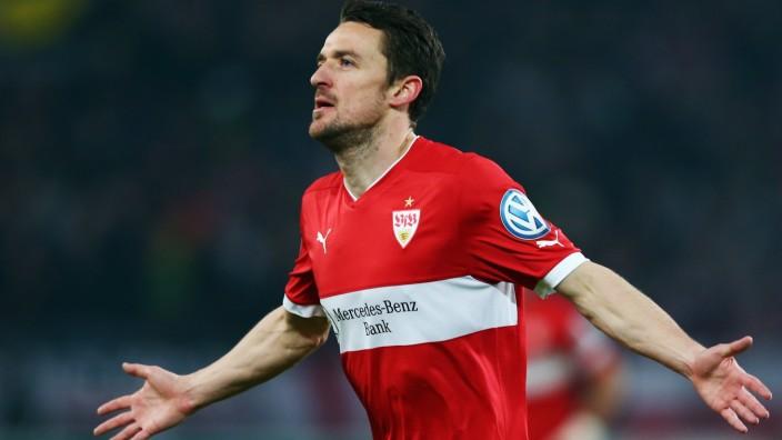 Christian Gentner, VfB Stuttgart, Europa League, Lazio Rom