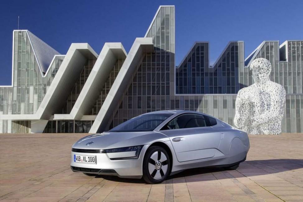 Automobiler Startschuss in Europa