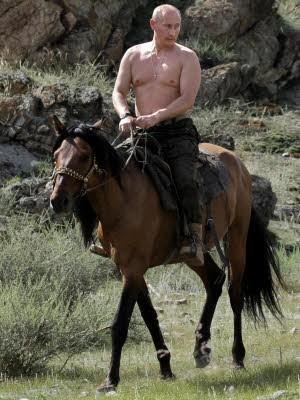 Putin AFP