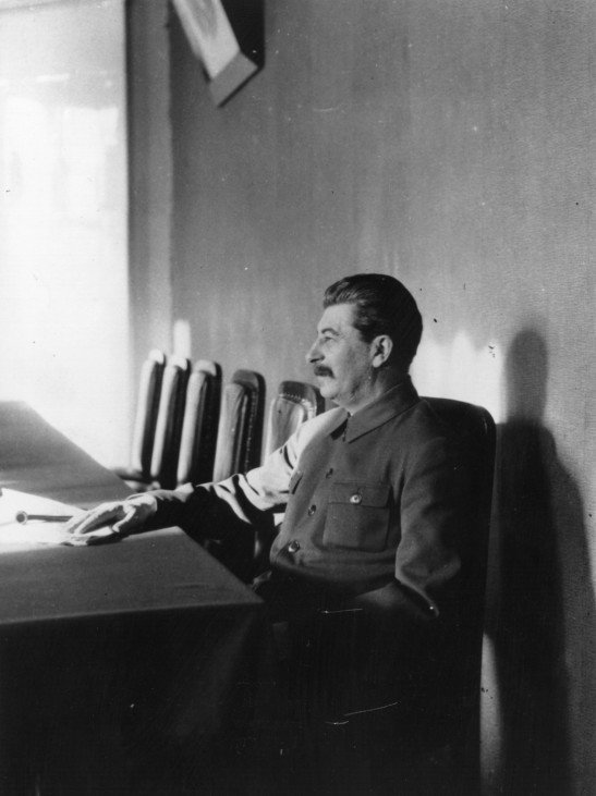 FILE PHOTO: 60 Years Since The Death Of Joseph Stalin