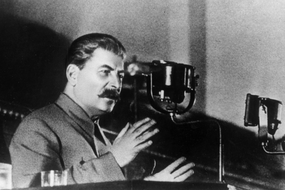 Stalin Speaks