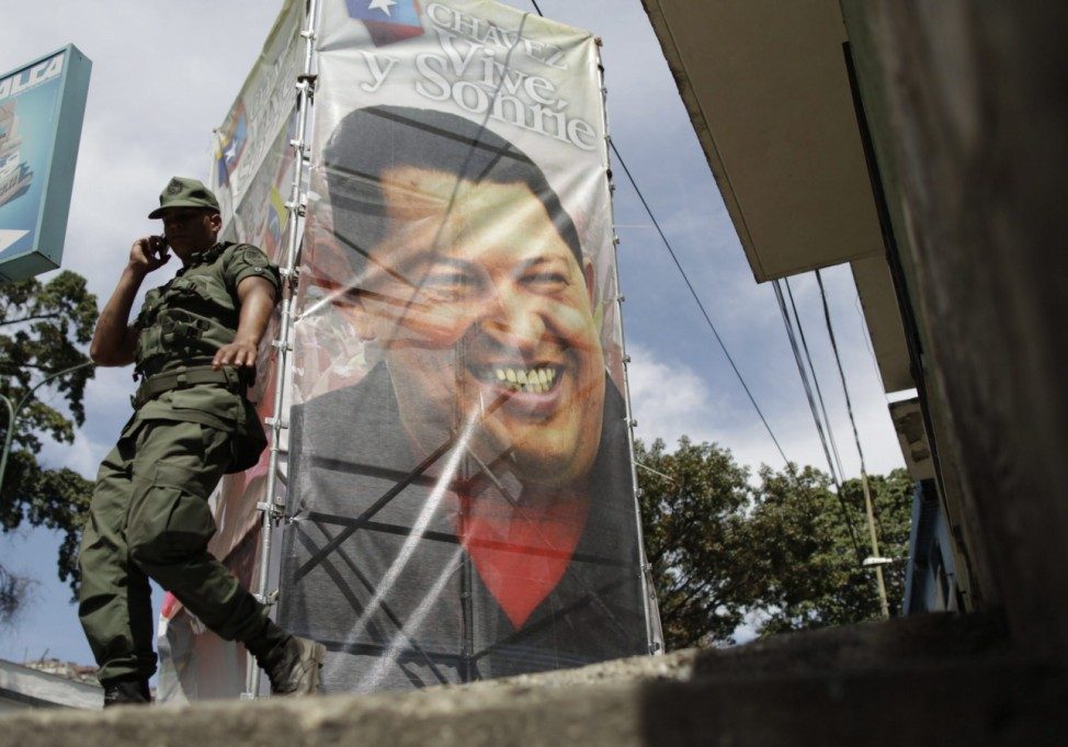 Hugo Chavez, Hugo Chávez, Venezuela
