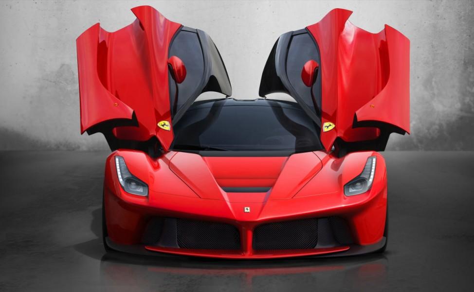 La Ferrari, Ferrari, Sportwagen