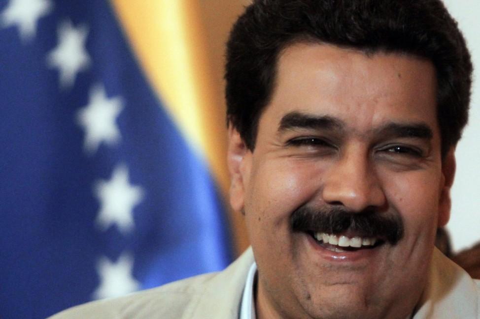 Hugo Chavez ist tot -Nicolas Maduro