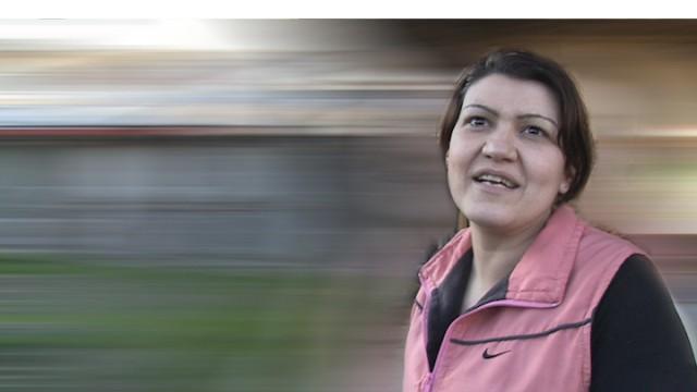 """Griechenland: Kiki Sidiropoulus, Bürgerin von Katerini: """"Ich kann es mir nicht leisten, bei mir selbst zu wohnen."""""""
