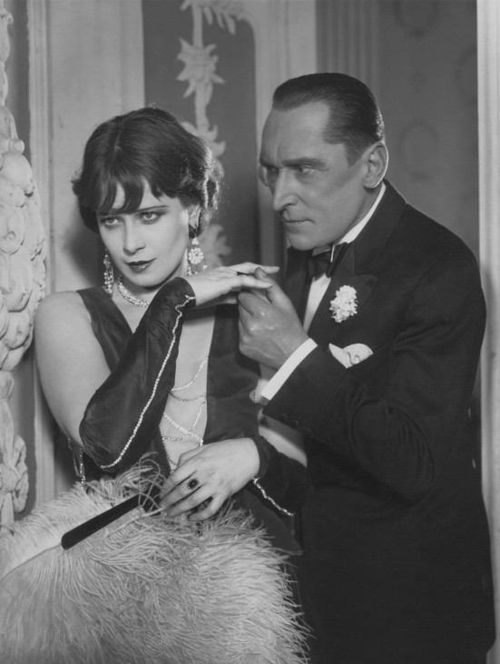 Valerie Boothby und Franz Scharwenka