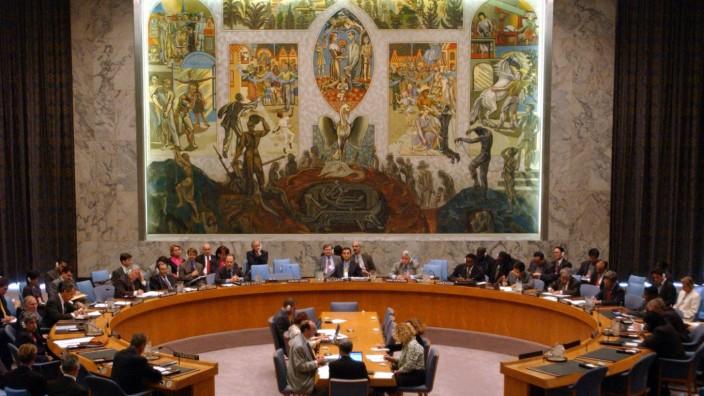 Terje Roed-Larsen informiert UN-Sicherheitsrat zur Lage im Nahostkonflikt