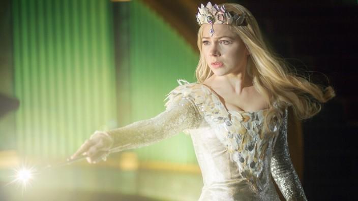 Die fantastische Welt von Oz, Michelle Williams