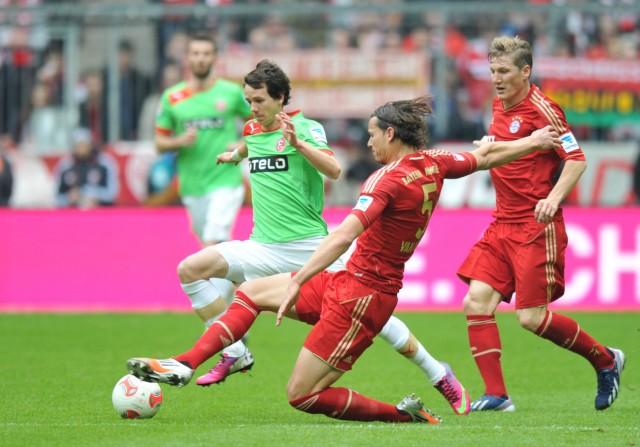 FC Bayern München - Fortuna Düsseldorf