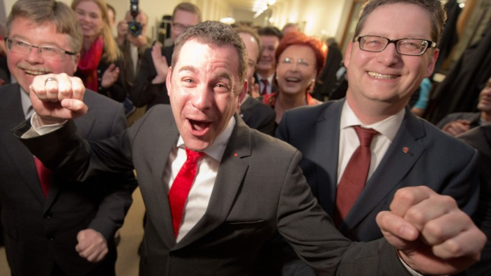 Oberbürgermeisterwahl in Wiesbaden