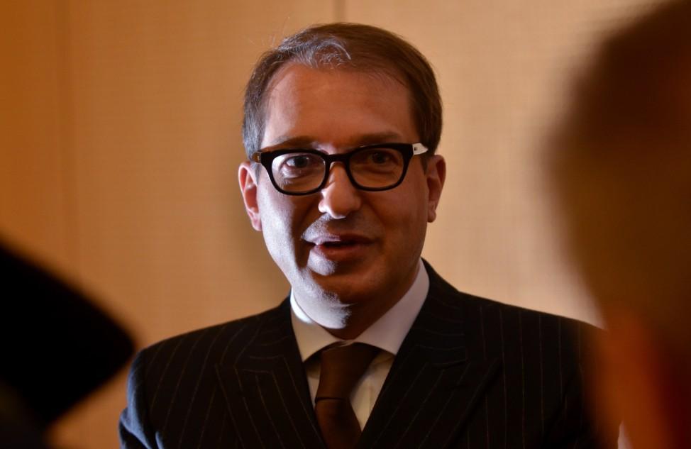 CSU Vorstandssitzung Muenchen Dobrindt