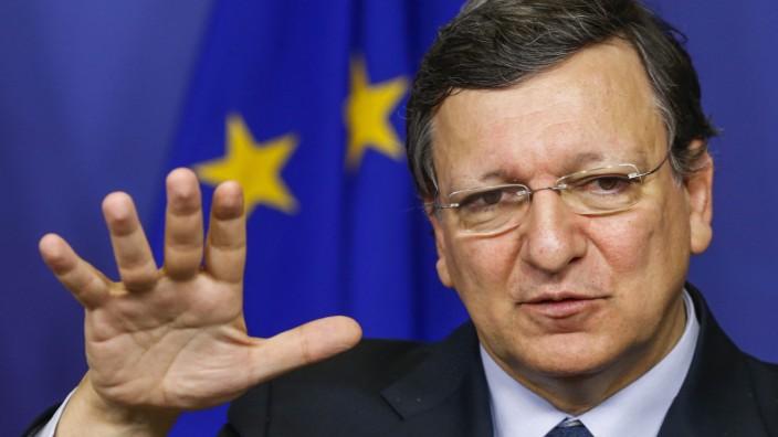 EU Gipfel Merkel Krise Barroso