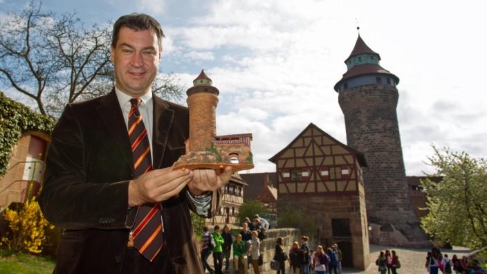 Markus Söder Nürnberg