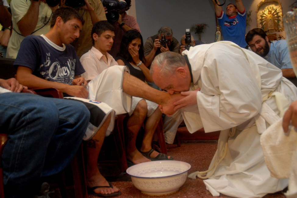 Archbishop, Jorge Mario Bergoglio