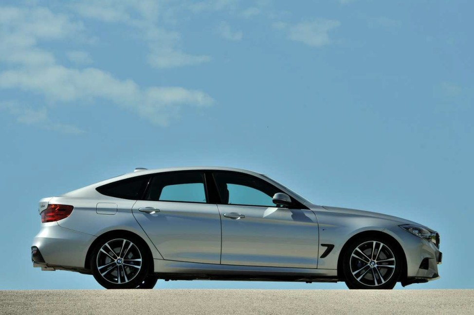 BMW Dreier GT
