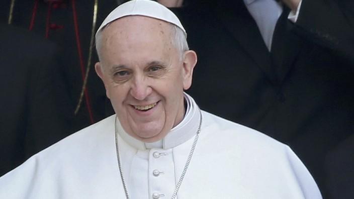 Papst FRanziskus Vatikan Kirche