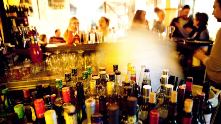 Bar REDHOT, Barserie