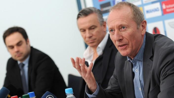 TSV 1860 München - Monatzeder und Steiner