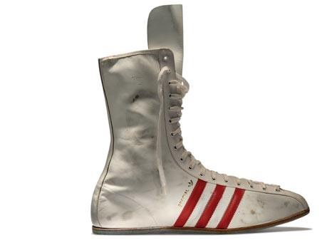Adidas 1960; Cassius Clay