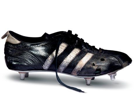Adidas; Franz Beckenbauer 1970