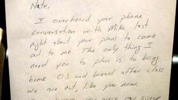Brief von Vater an schwulen Sohn