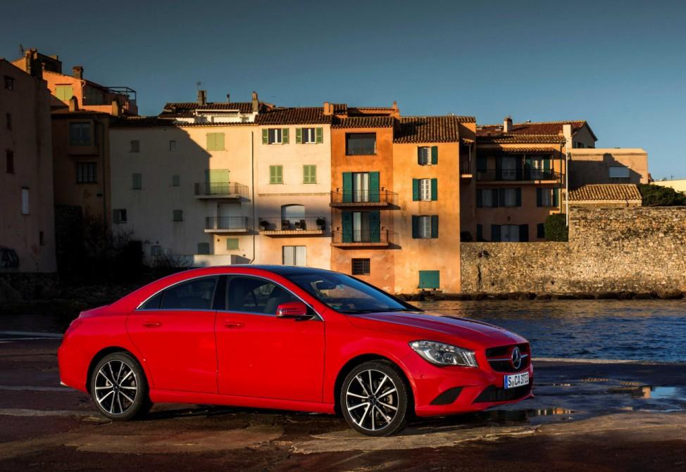 Mercedes plant weitere Varianten des CLA