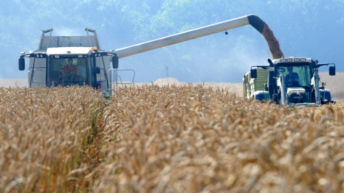 Subventionen der Landwirtschaft der EU sollen an Umweltauflagen geknüpft werden