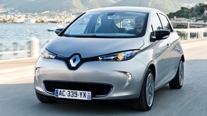 Renault Zoe, Renault, Elektroauto, Renault-Nissan