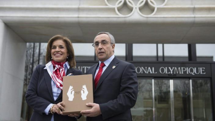 Olympiabewerbung Madrid 2020