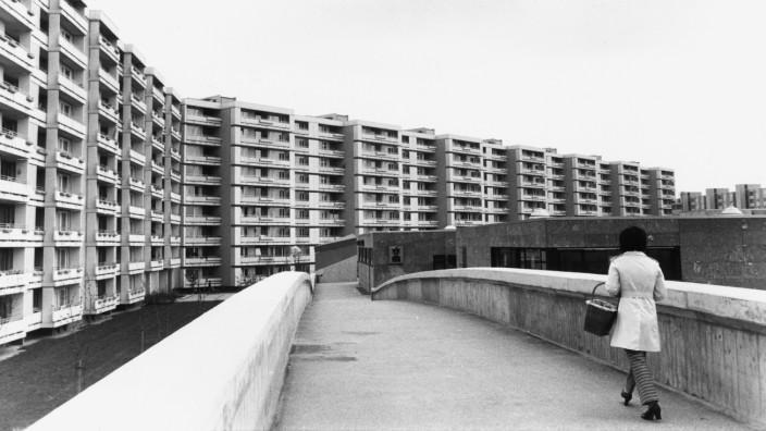 Wohnungen in München-Neuperlach, ca. 1970