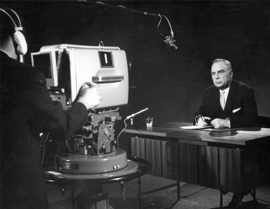 Karl Holzamer ZDF 1963