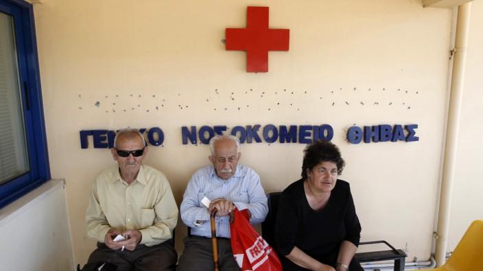 Medizinische Studie in The Lancet zeigt dramatische Folgen der Finanzkrise für die Gesundheit der Europäer
