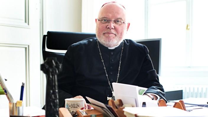 Kardinal Reinhard Marx München, Papst, Katholische Kirche