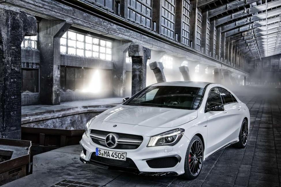 Mercedes CLA AMG, Mercedes CLA, AMG, Mercedes, A-Klasse, Mercedes A-Klasse