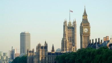 Big Ben London Themse