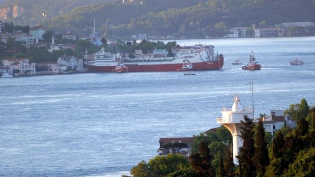 Bosporus Istanbul