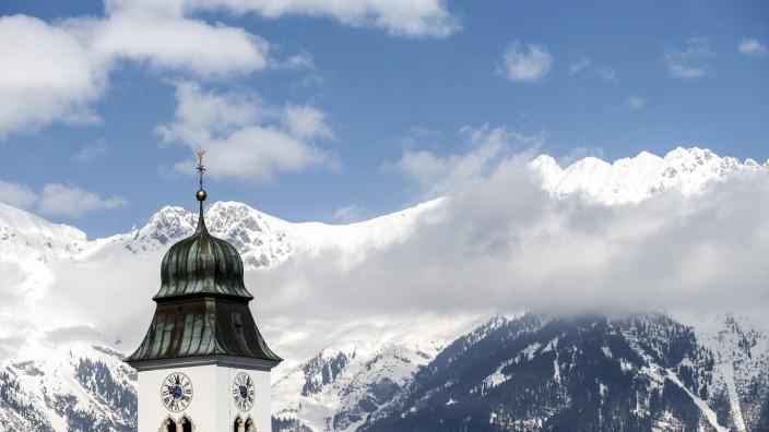 Innsbruck Kirche Nordkette
