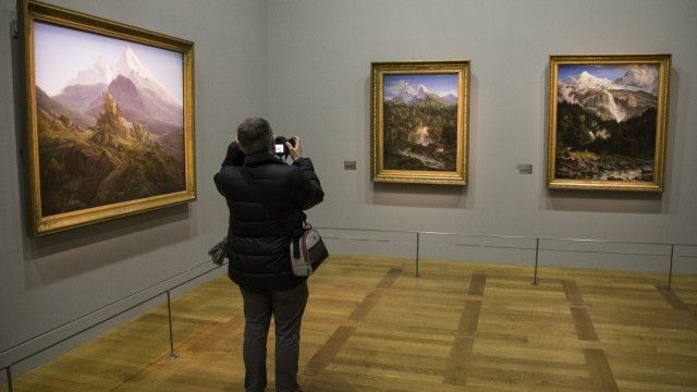 From Germany 1800-1939. From Friedrich to Beckmann Exhibition